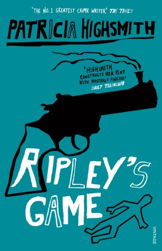 highsmith Ripley's Game book cover 2