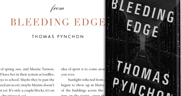 """""""V."""" at L: Pynchon's First Novel Turns Fifty 
