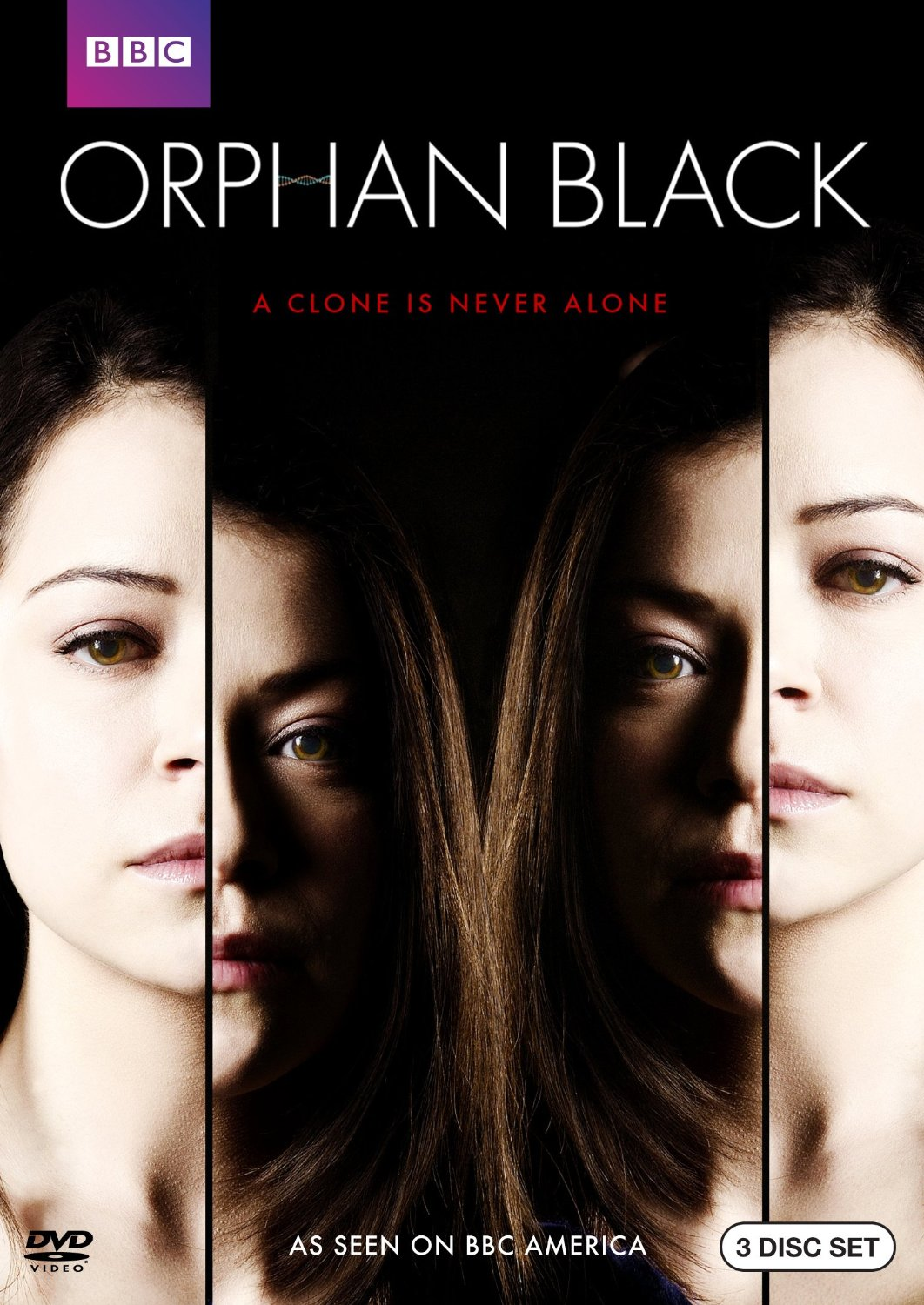 ORPHAN BLACK BOX SET