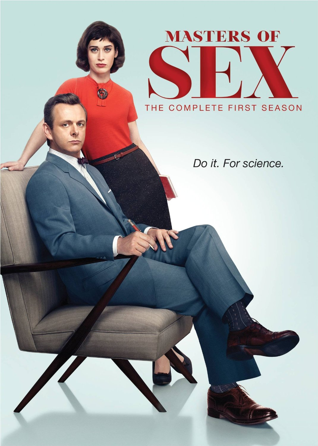 Masters Of Sex The Complete First Season Blu Ray