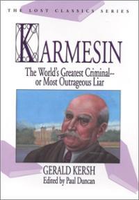 karmesin-worlds-greatest-criminal-or-most-outrageous-liar-gerald-kersh-paperback-cover-art