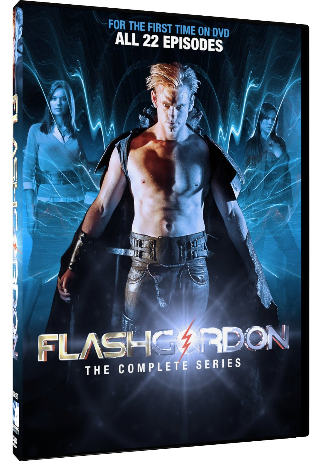 flash gordon the complete series