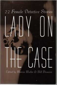 lady on the case
