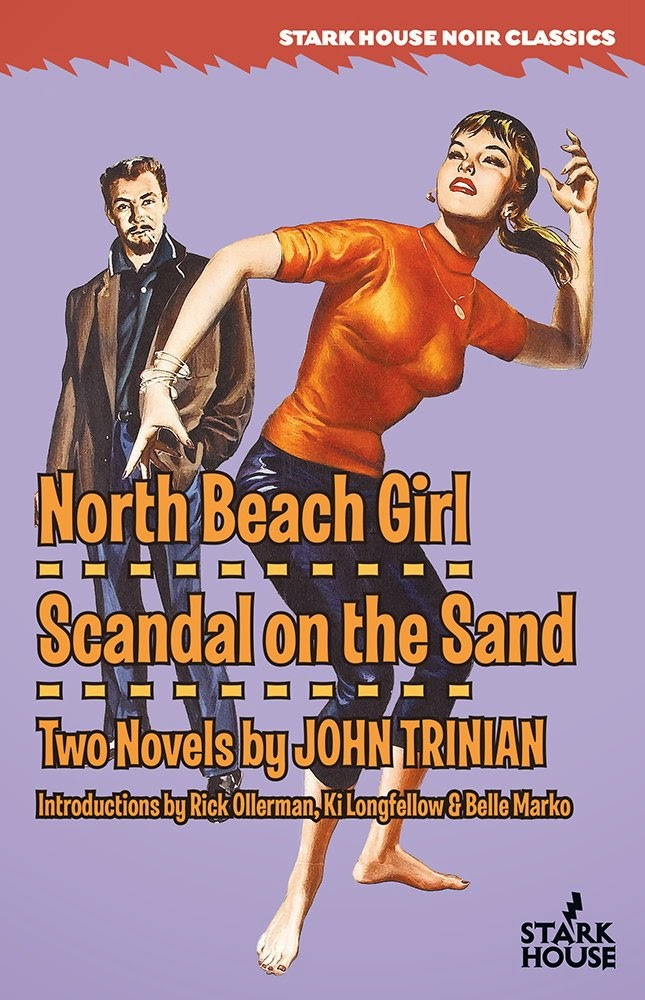North Beach Girl Scandal On the Sand
