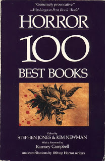 horror 100 best books