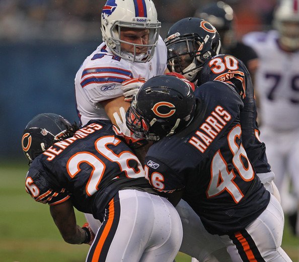 buffalo bills vs. chicago bears