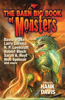 BAEN BIG BOOK OF MONSTERS