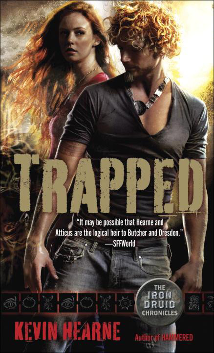 Trapped_KevinHearne