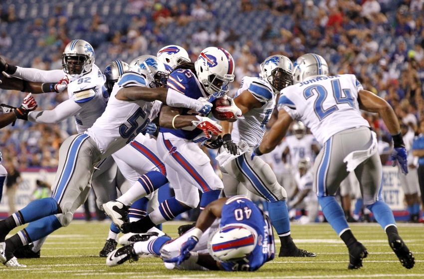 buffalo bills vs. detroit lions