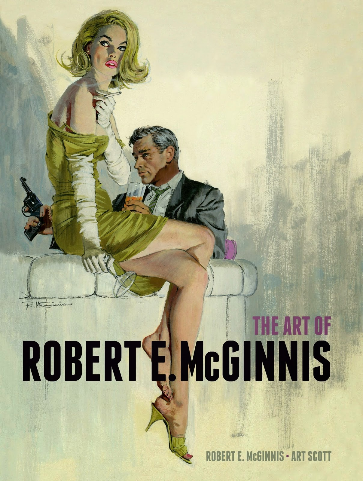 Robert McGinnis - The Art of Robert E McGinnis_FINAL