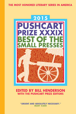 pushcart prize2015