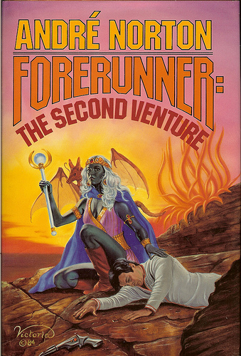 forerunner the second venture