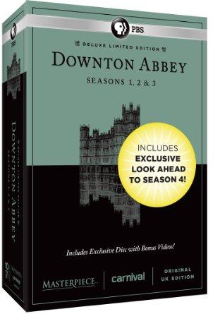 downton abbey box set