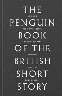 PENGUIN BOOK OF THE BRITISH SHORT STORY