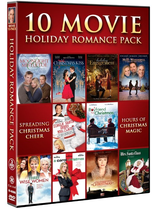 holiday movie 10 pack
