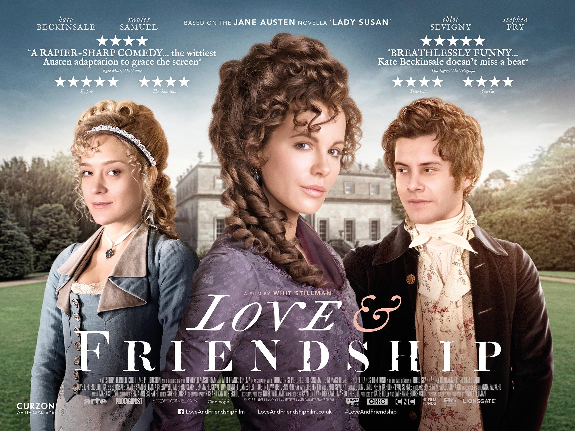 Jane Austen Love And Friendship Film