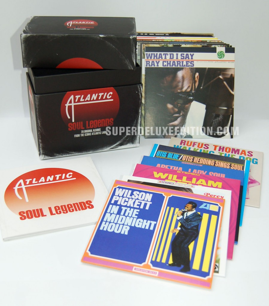 ATLANTIC SOUL BOXSET