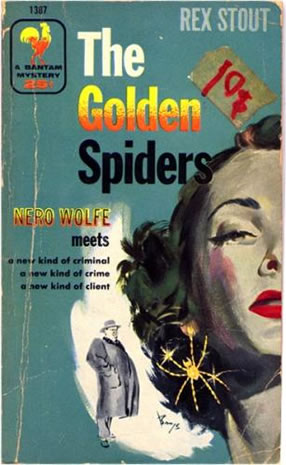 THE GOLDEN SPIDERS1