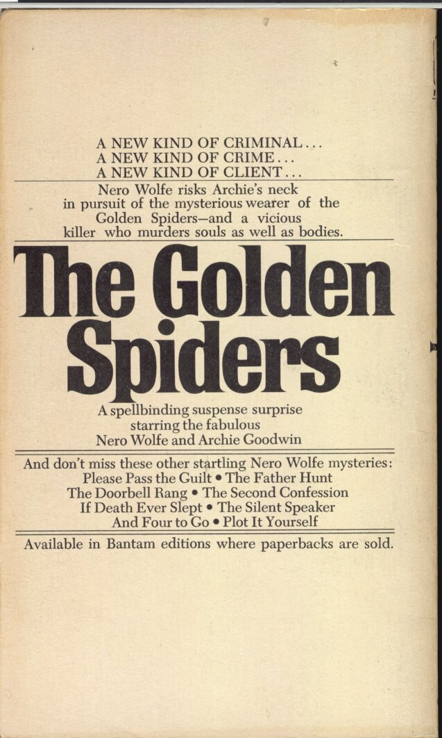 THE GOLDEN SPIDERS3