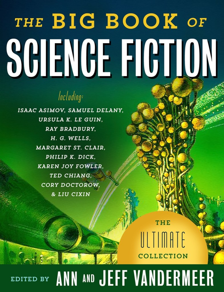 the big book of science fiction vandermeer