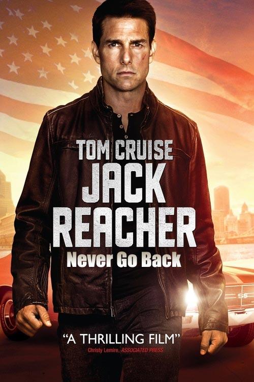 Jack Reacher: Never Go Back / Джак Ричър: Никога не се връщай назад (2016)