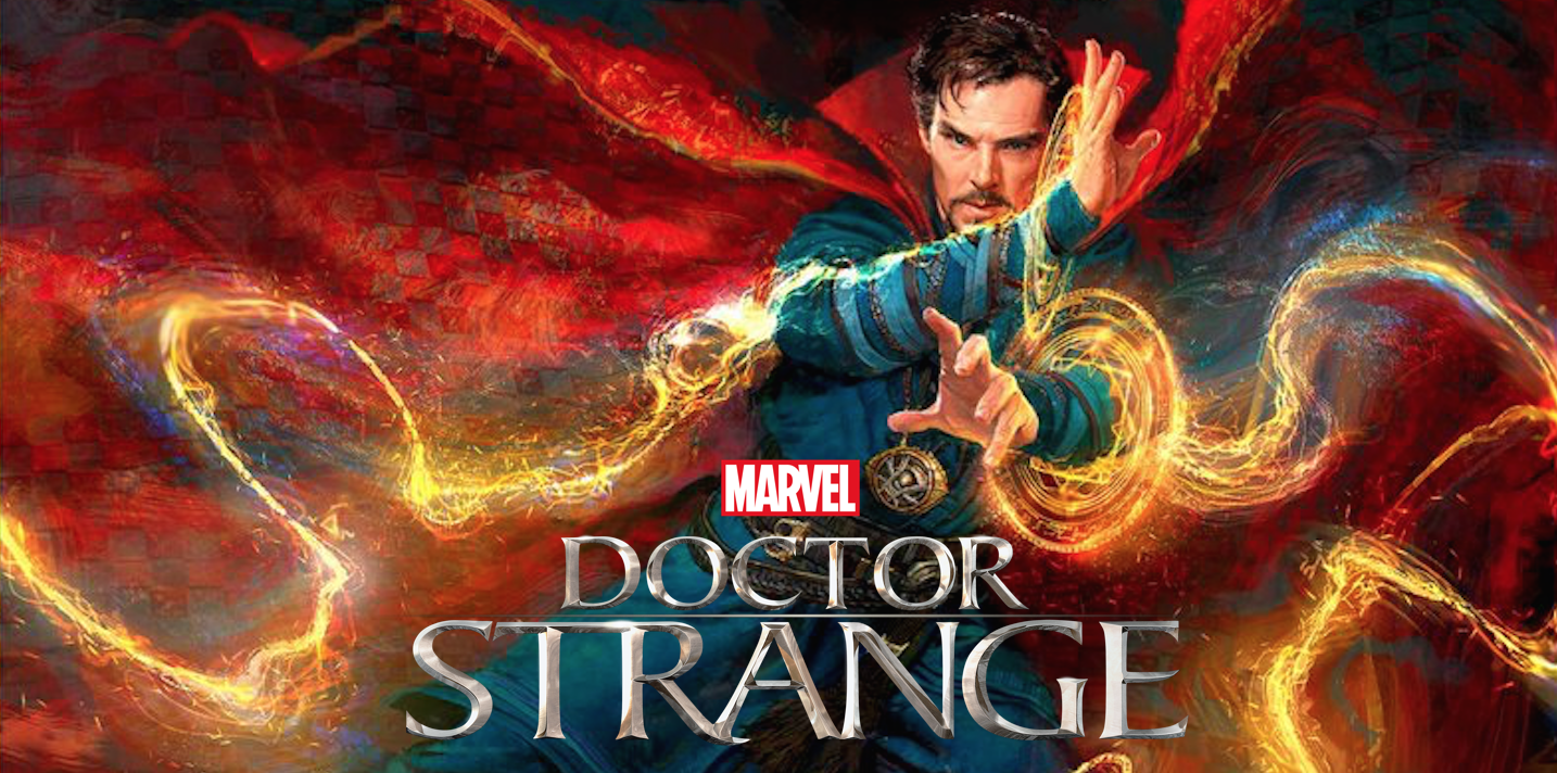 doctor strange georgekelley org