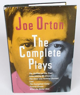 joe-orton-the-complete-plays-by-joe-orton-1997-hardcover-7-plays-adf6b6b8a2220e24748a34a721dad0ba