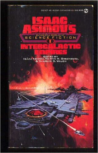 FORGOTTEN BOOKS#410: INTERGALACTIC EMPIRES Edited by Isaac