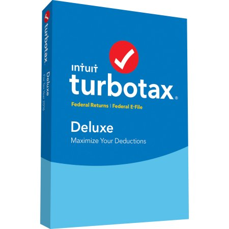 Turbotax Deluxe For Tax Year 2016 Georgekelley Org