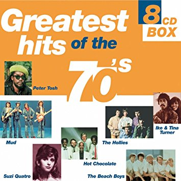No These Are NOT The Greatest Hits Of 1970s But This 8 CD Box Set Was A Tremendous Value I Bought It For 5 Theres Lot Marginal Music Here