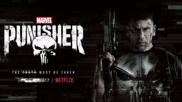 Image result for the punisher series