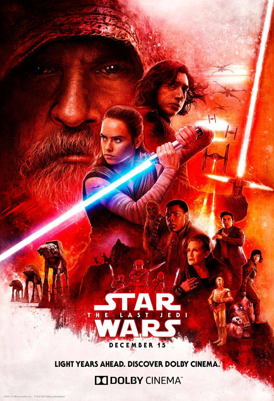 Jreviews Star Wars Episode Viii The Last Jedi Heromachine
