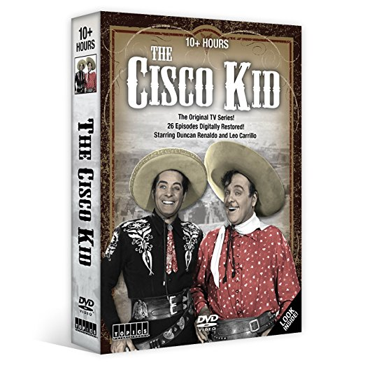 When I Was A Kid In The 1950s Id Rush Home From School So Could Watch Cisco On TV 1950 To 1956 And His Wacky Sidekick Pancho