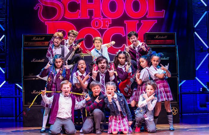 School Of Rock Touring Company