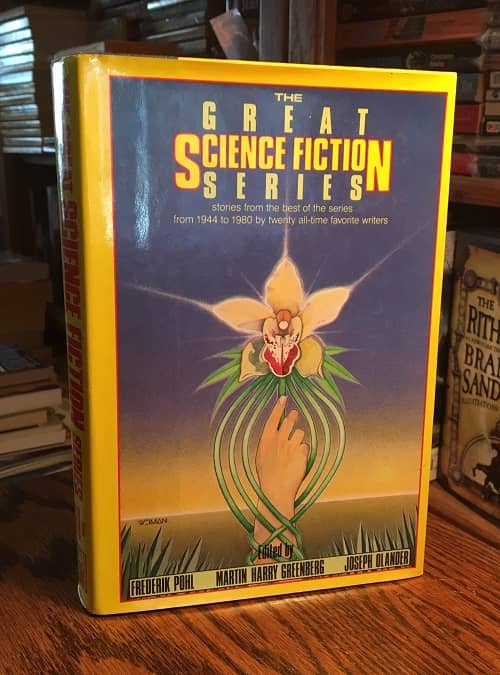 FRIDAY'S FORGOTTEN BOOKS #514: THE GREAT SCIENCE FICTION