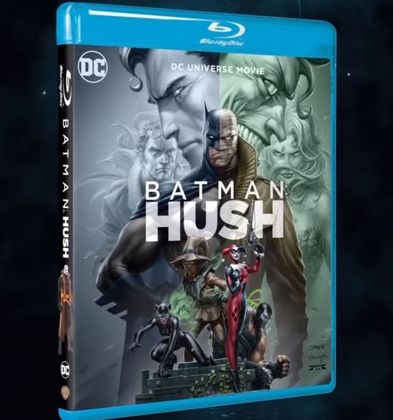 Batman Hush Blu Ray Georgekelley Org